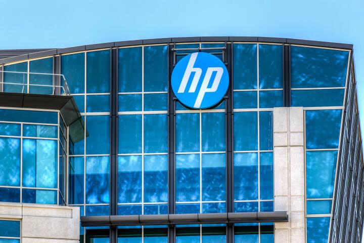 Hewlett-Packard, HP, Silicon Valley <a href=http://www.shutterstock.com/gallery-931246p1.html?cr=00&pl=edit-00>Ken Wolter</a> / <a href=http://www.shutterstock.com/editorial?cr=00&pl=edit-00>Shutterstock.com</a>