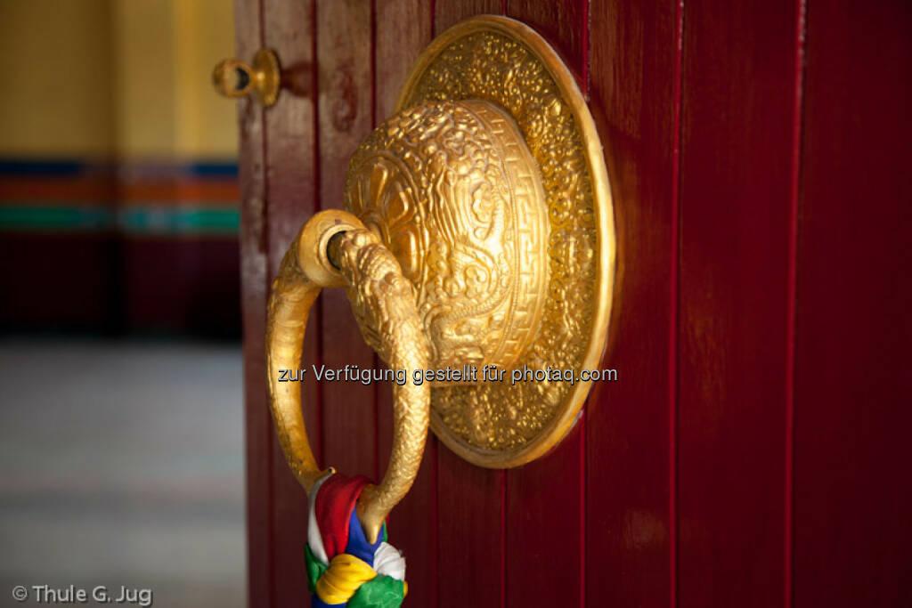 Österreichische Buddhistische Religionsgesellschaft (ÖBR): So., 12.10.2014 - Tag der offenen buddhistischen Tempeltür, © Aussender (06.10.2014)