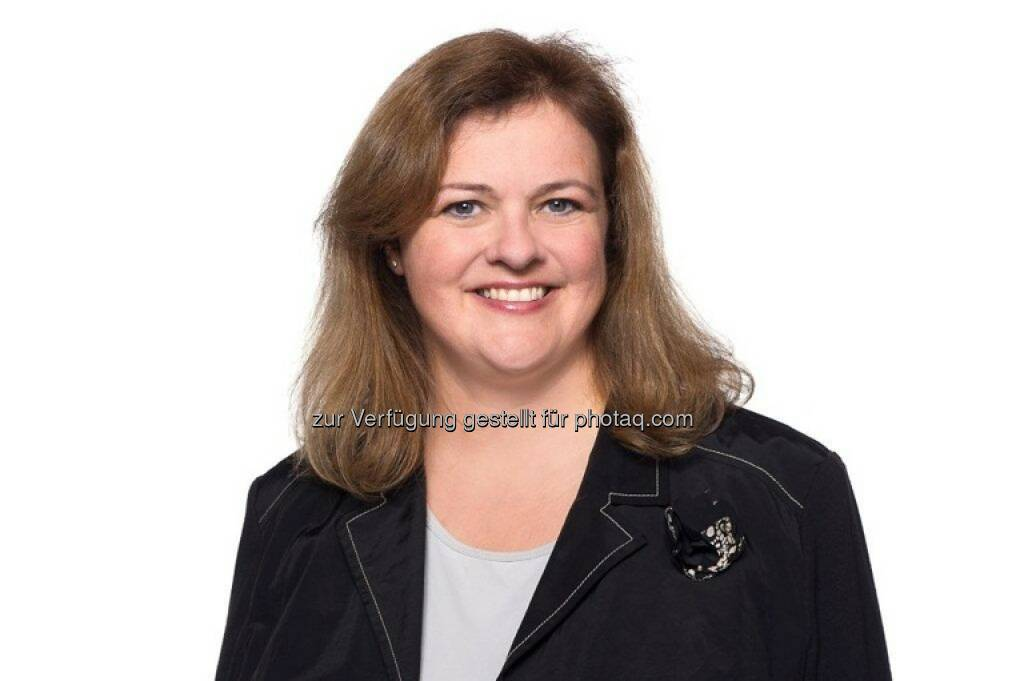 Liliane Rusterholz Allenspach wurde den Bereich Administration und Organisation des unabhängigen Schweizer Bonitätsinstituts Independent Credit View AG (I-CV) gewonnen (Bild: I-CV), © Aussender (07.10.2014)