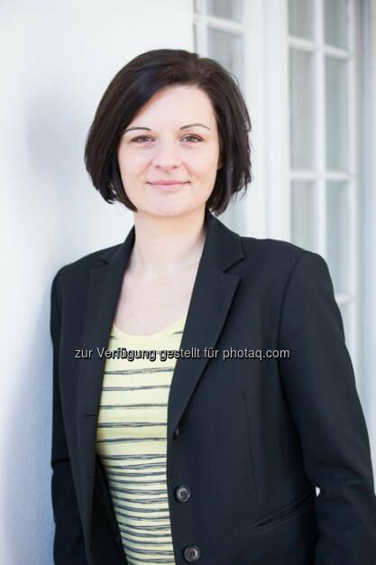 Gabriele Schöngruber, neue Leitung der Kommunikationsagentur im FEEI - Fachverband der Elektro- und Elektronikindustrie, © Aussender (07.10.2014)
