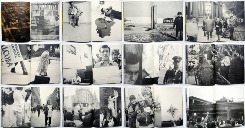 Luis Weinstein - Esto Ha Sido, Self published 2014, Beispielseiten, sample spreads - http://josefchladek.com/book/luis_weinstein_-_esto_ha_sido, © (c) josefchladek.com (09.10.2014)