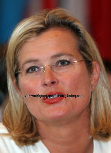 Ursula Plassnik, österreichische Botschafterin in Paris: Museum Aargau: Frauen in der Öffentlichkeit - vor zweihundert Jahren und heute, © Aussender (09.10.2014)
