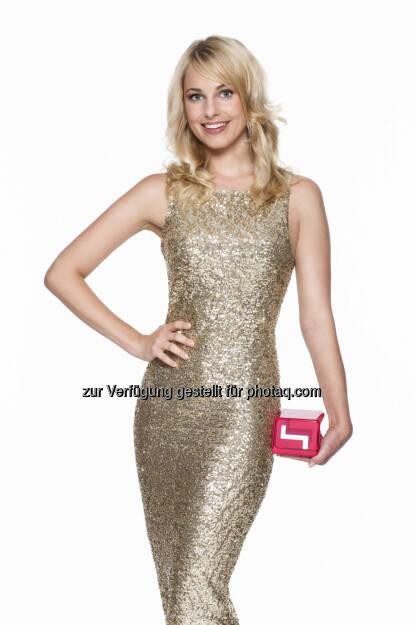 Silvia Schneider ist der jüngste Puls 4 Export und moderiert ab 2015 auch in Deutschland - aus: Puls 4 avanciert zu Talentschmiede für deutschen TV Markt (Bild: Gerry Frank), © Aussender (10.10.2014)