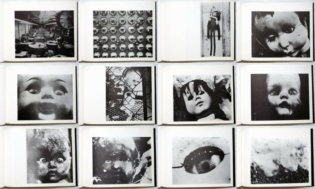 Ariel Pawlak - Ariel's Puppen Buch, Verlag König 1971, Beispielseiten, sample spreads - http://josefchladek.com/book/ariel_pawlak_-_ariels_puppen_buch, © (c) josefchladek.com (12.10.2014)
