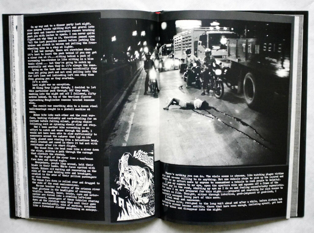 Philip Blenkinsop - The cars that ate Bangkok, 1996, 90-150 Euro, http://josefchladek.com/book/philip_blenkinsop_-_the_cars_that_ate_bangkok (12.10.2014)