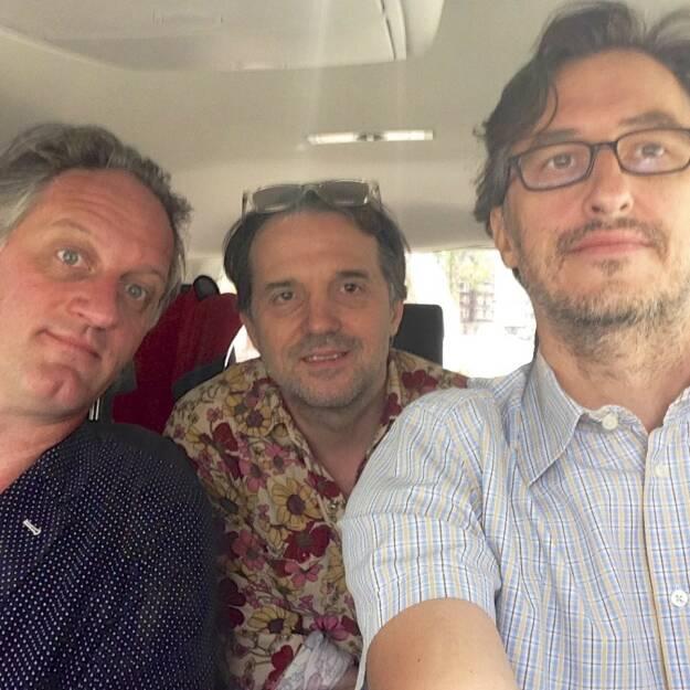 Erik Kessels, Helfried Valenta, Josef Chladek, ViennaPhotoBookFestival, 15.6.2014 (15.10.2014)
