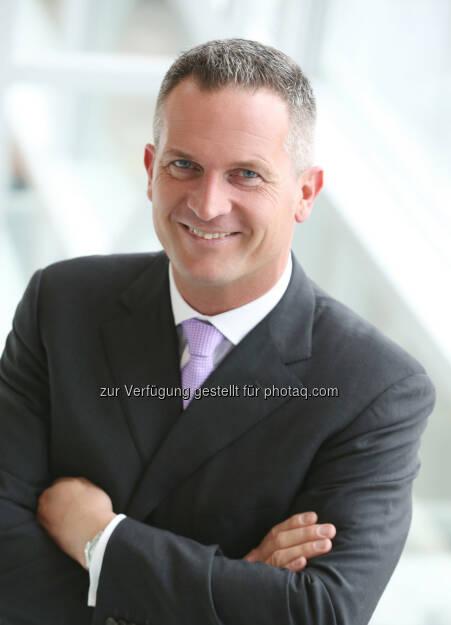 Marcus Perschke zum Senior Key Account Manager Germany bei Barings ernannt. In dieser Funktion wird er ab sofort in Frankfurt tätig sein und an Lars Albert, Head of Sales Germany and Austria, berichten. (Bild: Barings), © Aussender (16.10.2014)