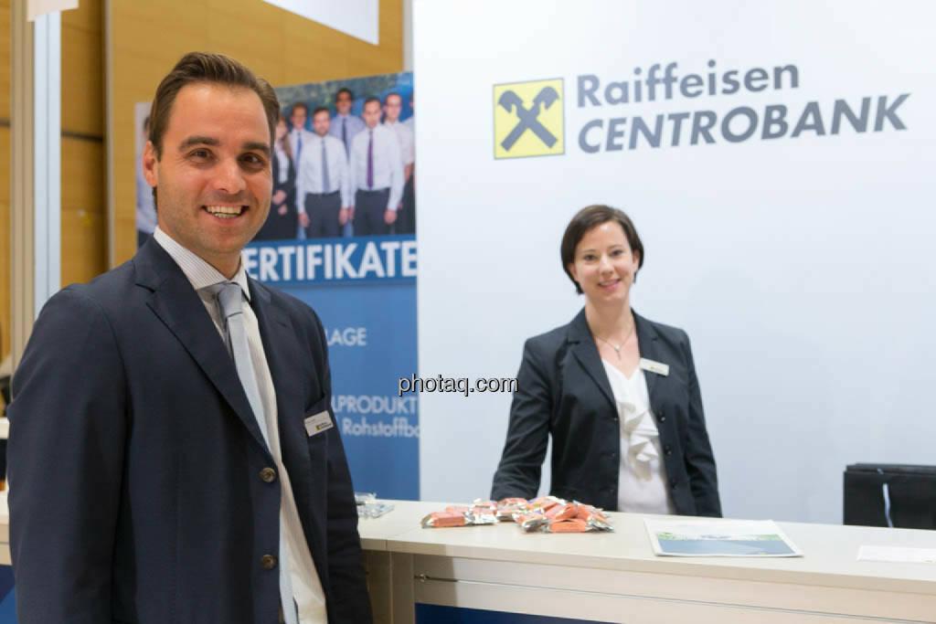 Philipp Arnold, Wilhelmine Wagner-Freudenthal, RCB, © photaq/Martina Draper (16.10.2014)