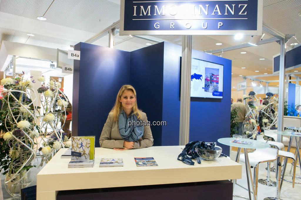 Angelika Karas-Truong, Immofinanz, © photaq/Martina Draper (16.10.2014)