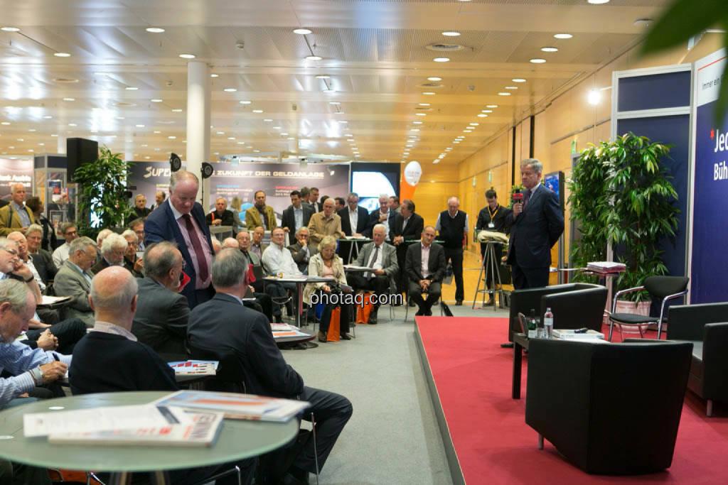 Eduard Zehetner, Immofinanz, © photaq/Martina Draper (16.10.2014)