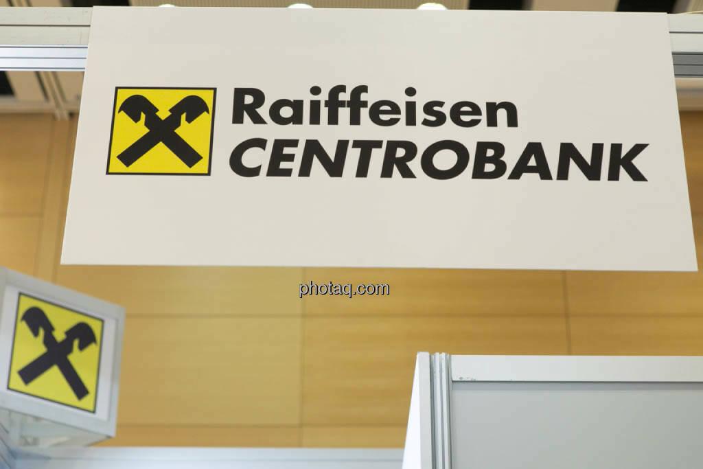 Raiffeisen Centrobank, © photaq/Martina Draper (16.10.2014)