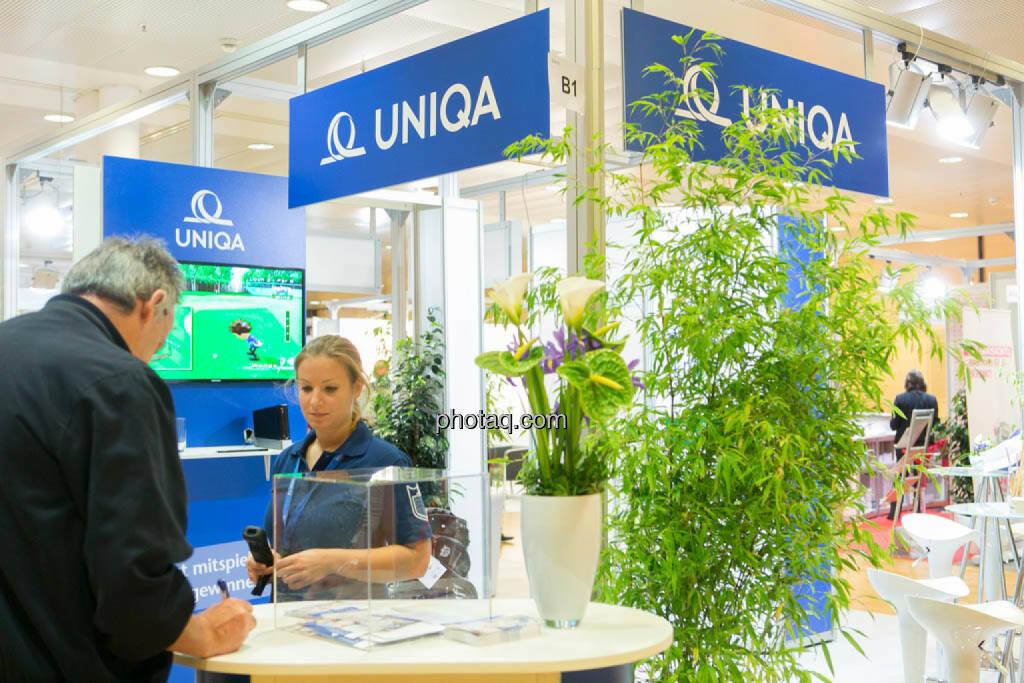Uniqa, © photaq/Martina Draper (16.10.2014)