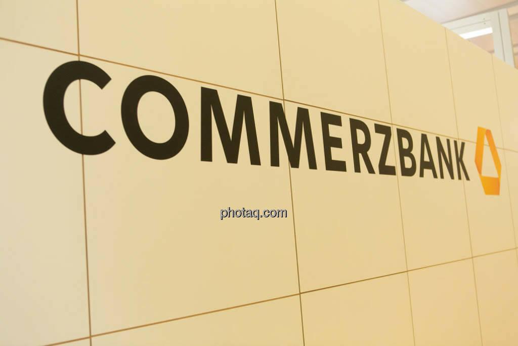 Commerzbank, © photaq/Martina Draper (16.10.2014)