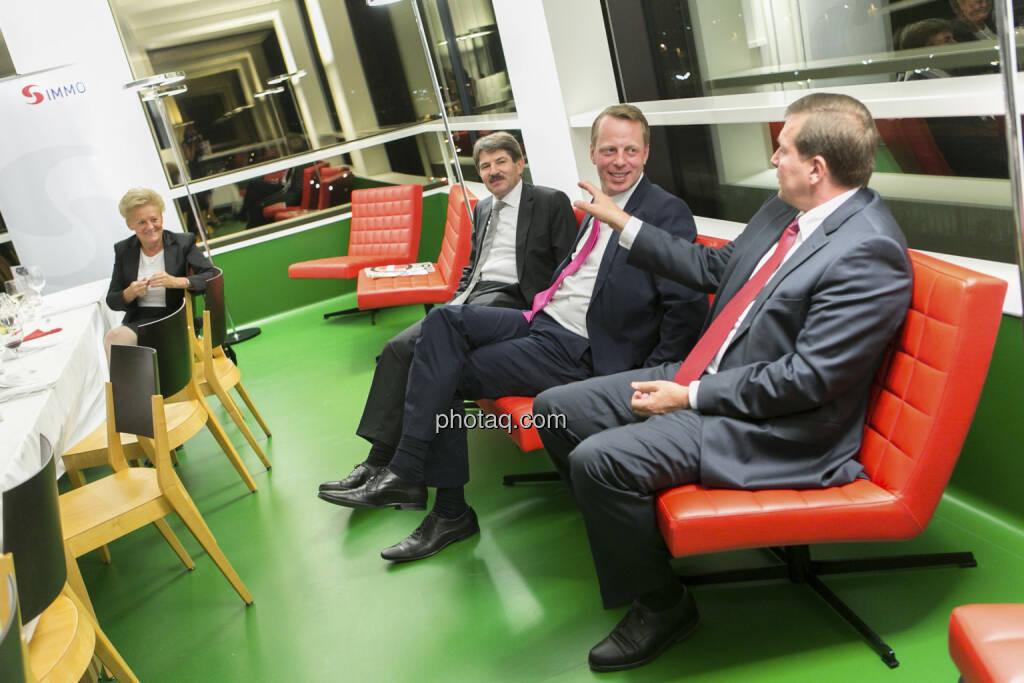 Ernst Vejdovszky (S Immo), Friedrich Wachernig (S Immo), Holger Schmidtmayr (S Immo), © Martina Draper (15.12.2012)