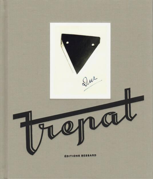 Joan Fontcuberta - Trepat - A Case Study in Avant-Garde Photography, Edition Bessard 2014, Cover - http://josefchladek.com/book/joan_fontcuberta_-_trepat_-_a_case_study_in_avant-garde_photography#image-3, © (c) josefchladek.com (17.10.2014)