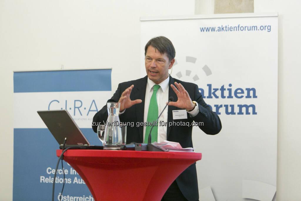 Gerhard Marterbauer (Partner, Deloitte Österreich), © Martina Draper für Deloitte (30.01.2013)