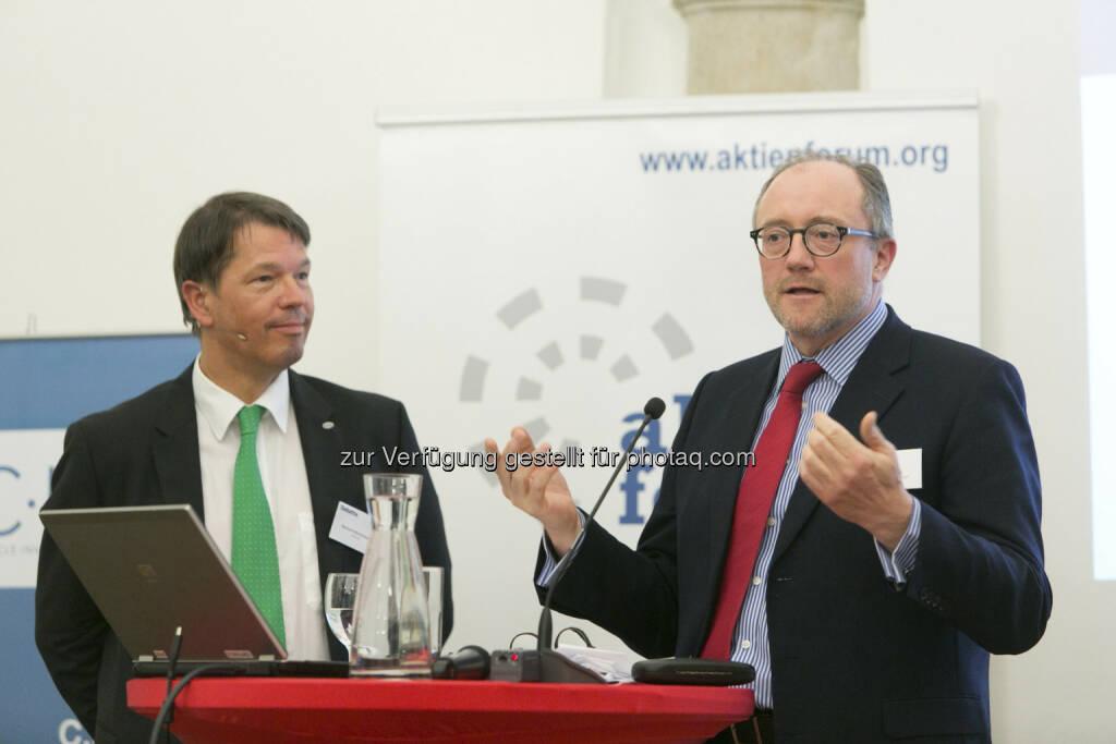 David C. Davies (CFO, OMV AG), © Martina Draper für Deloitte (30.01.2013)