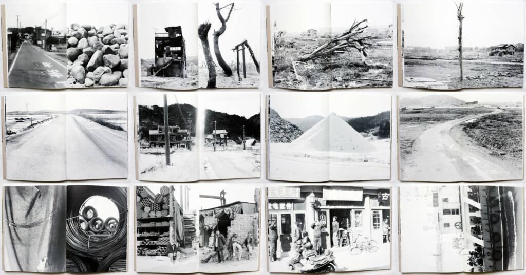 Kazuo Kitai - One Road, Zen Foto Gallery 2014, Beispielseiten, sample spreads - http://josefchladek.com/book/kazuo_kitai_-_one_road, © (c) josefchladek.com (23.10.2014)