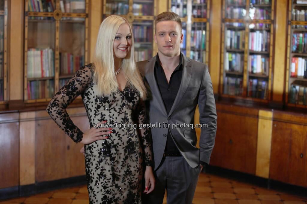 Viola und ihr Freund aus Wien Nackt - Wie gut kennst du deinen Partner (Bild: Shinyside Productions) (24.10.2014)