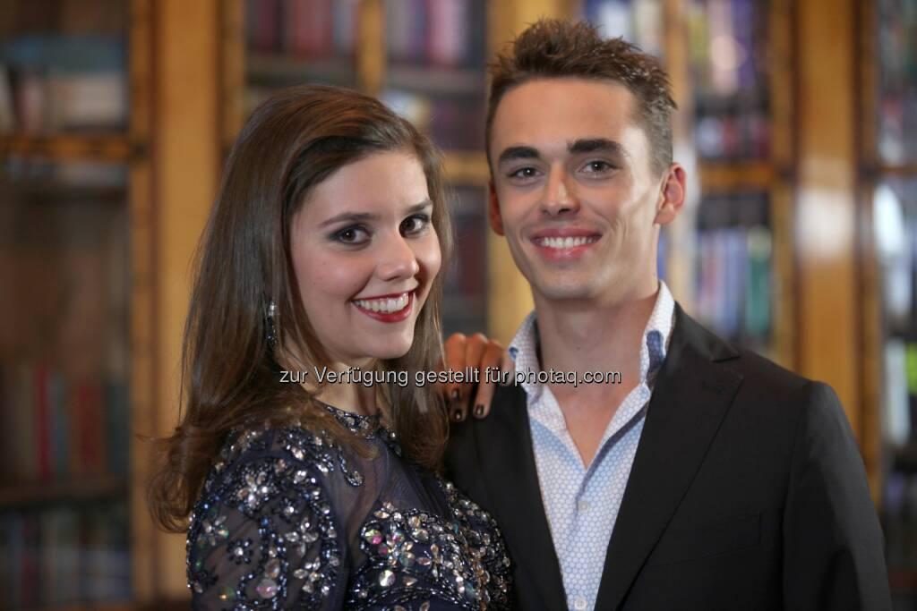 Alexandra und Sebastian Nackt - Wie gut kennst du deinen Partner (Bild: Shinyside Productions) (24.10.2014)