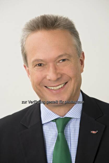 Rainer Herrmann, Iglo Austria GmbH: Iglo startet Nachhaltigkeitsprogramm Forever Food Together, © Aussender (28.10.2014)