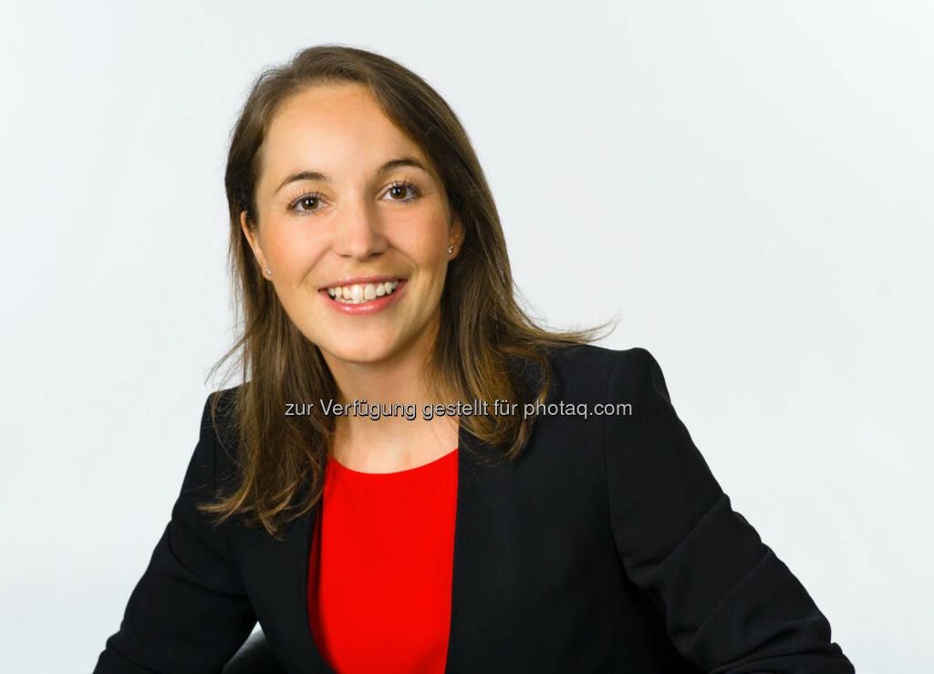 Michaela Leonhardt vernetzt als neue Vorsitzende von femOVE Frauen aus dem Berufsfeld Elektrotechnik und Informationstechnik, © Aussender (30.10.2014)