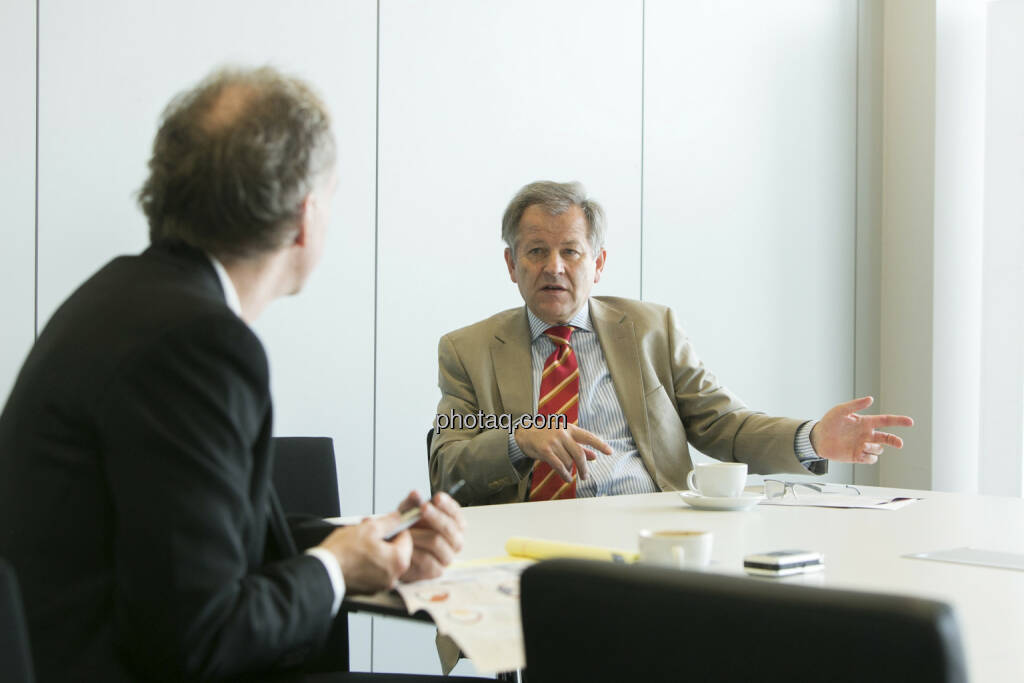 Christian Drastil (CD Comm.), Eduard Zehetner (Immofinanz), © Martina Draper (15.12.2012)