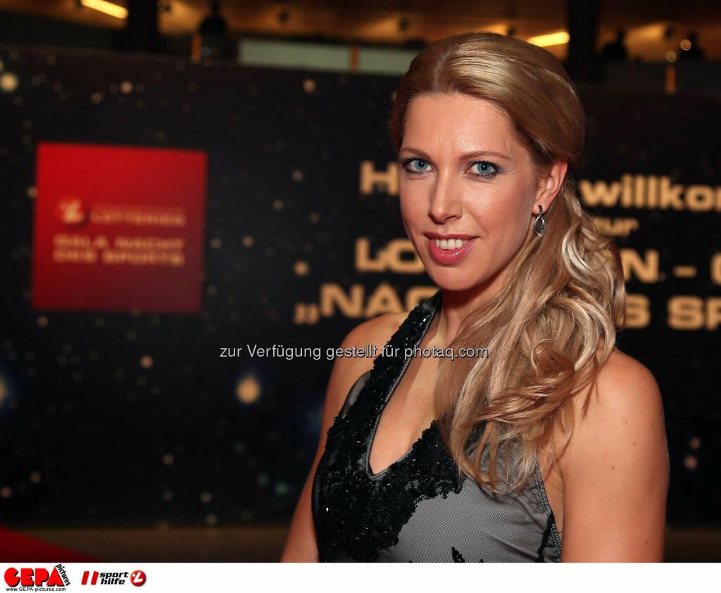 Marion Kreiner (AUT). Photo: GEPA pictures/ Hans Oberlaender, ©  Gepa pictures/ Michael Riedler (31.10.2014)