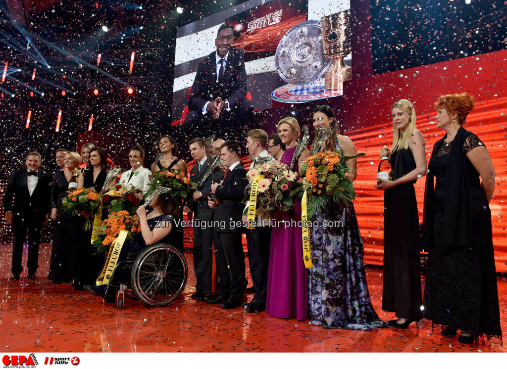 Gala Nacht des Sports, Sieger. Photo: GEPA pictures/ Michael Riedler, ©  Gepa pictures/ Michael Riedler (31.10.2014)