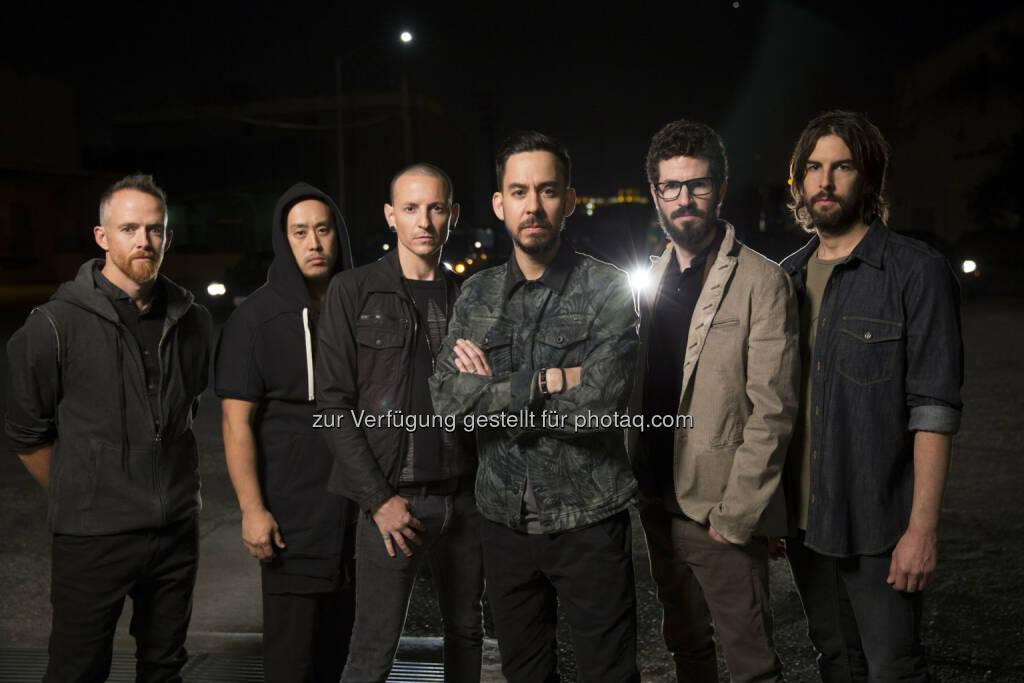 Linkin Park und Siemens kooperieren für Nachhaltigkeits-Initiative, obs/Warner Music Germany Holding GmbH/Bill_Boyd, © Aussender (01.11.2014)