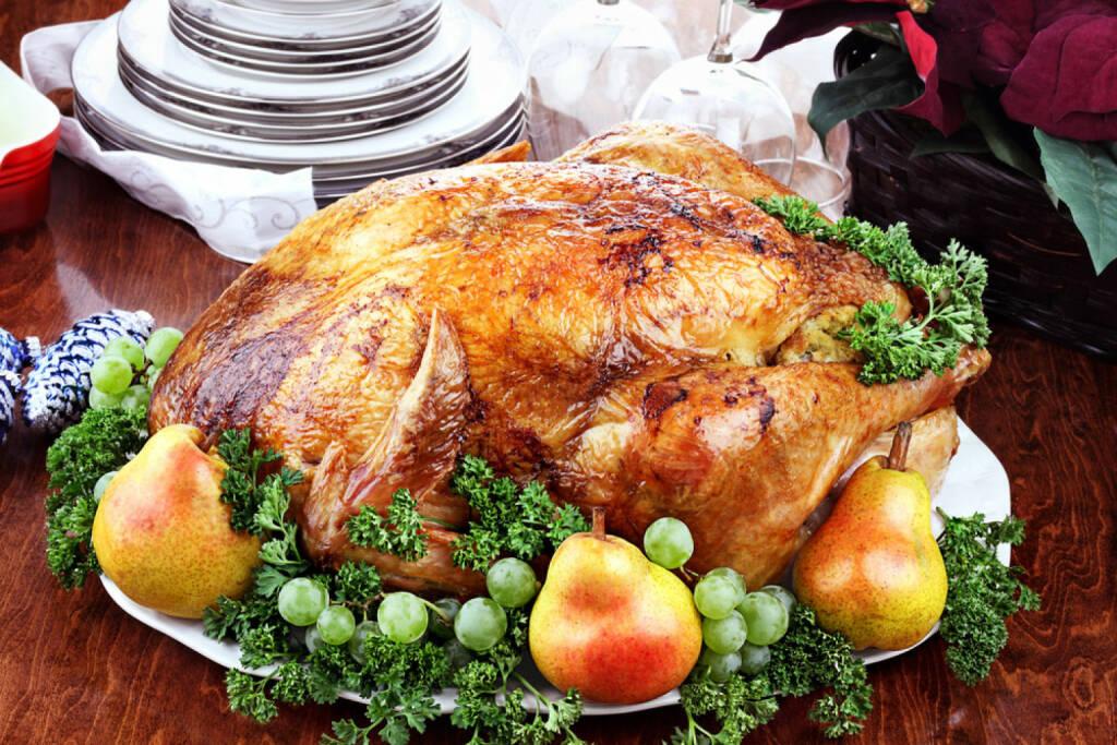 Weihnachten, USA, Essen, Truthahn, Turkey, http://www.shutterstock.com/pic-150618848.html, © www.shutterstock.com (05.11.2014)