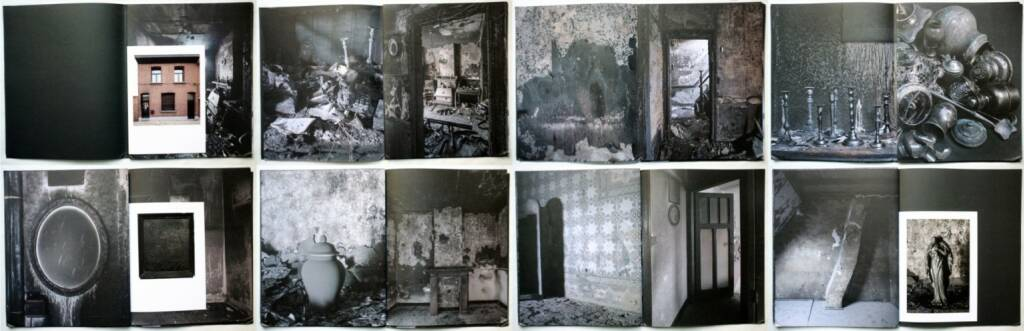 Karin Borghouts - The House (of my childhood burned down and I went in to take pictures), The Eriskay Connection 2014, Beispielseiten, sample spreads - http://josefchladek.com/book/karin_borghouts_-_the_house_of_my_childhood_burned_down_and_i_went_in_to_take_pictures, © (c) josefchladek.com (05.11.2014)