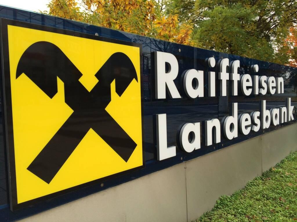 Raiffeisen Landesbank, © Martina Draper (09.11.2014)