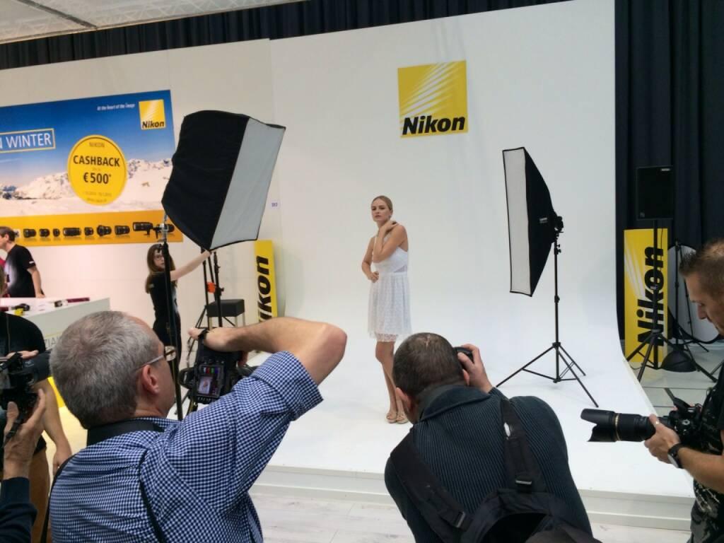 Nikon, Foto, Fotoshooting, fotografieren, © Martina Draper (09.11.2014)