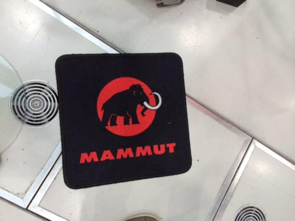 Mammut, © Martina Draper (09.11.2014)