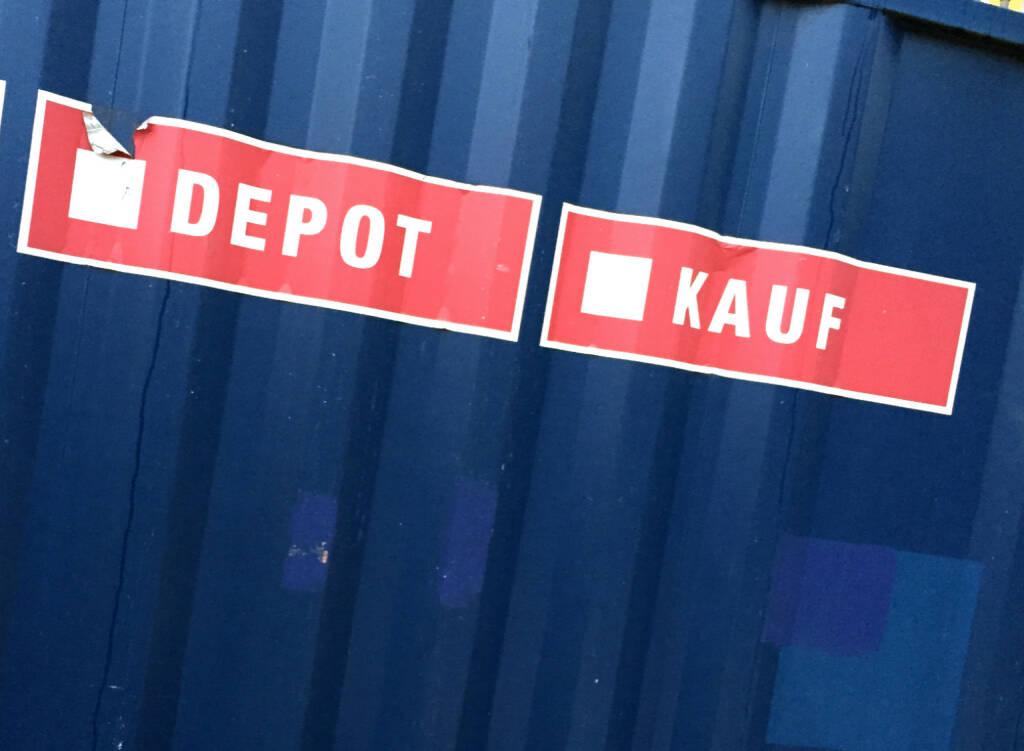Depot Kaufen Kauf (09.11.2014)