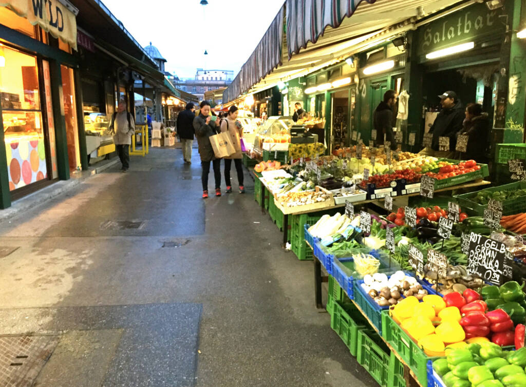 Naschmarkt Obst Gemüse (09.11.2014)