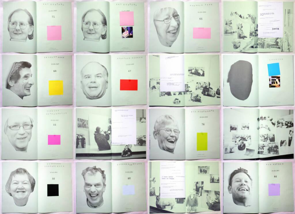 Anouk Kruithof - Lang Zal Ze Leven / Happy Birthday To You, Self published 2011, Beispielseiten, sample spreads - http://josefchladek.com/book/anouk_kruithof_-_lang_zal_ze_leven_happy_birthday_to_you, © (c) josefchladek.com (10.11.2014)