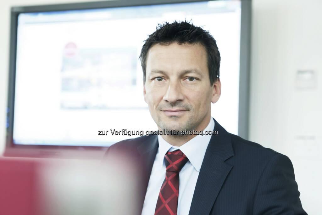 Helmut Rauscha: T&N Telekom & Netzwerk AG: T&N Österreich mit Helmut Rauscha als Country Manager, © Aussender (11.11.2014)
