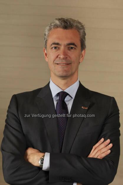 Carlo Vivaldi als neuer Osteuropa-Chef der Bank Austria designiert, © Aussender (11.11.2014)