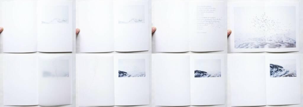 Beatriz S. González Jiménez - Escribo pájaros, Self published 2014, Beispielseiten, sample spreads - http://josefchladek.com/book/beatriz_s_gonzalez_jimenez_-_escribo_pajaros, © (c) josefchladek.com (11.11.2014)