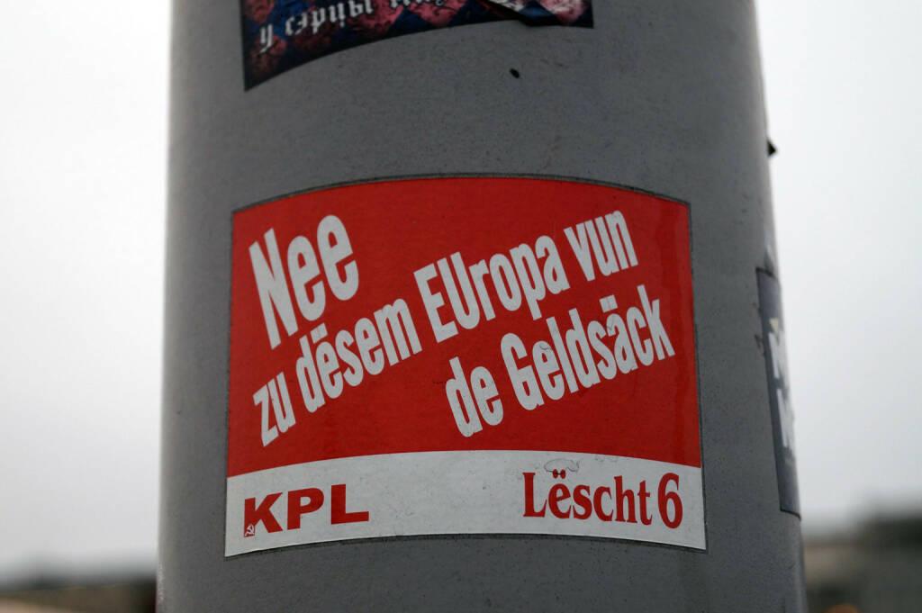 Europa Nein (12.11.2014)