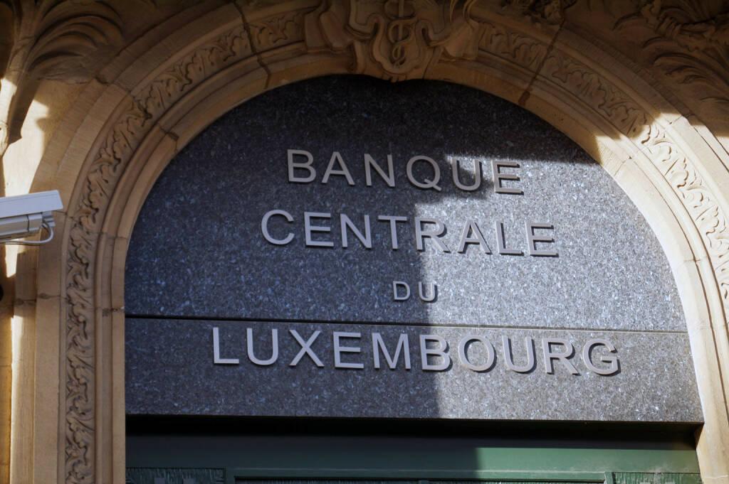 Luxemburg Zentralbank (12.11.2014)