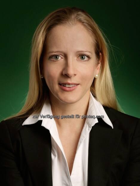 Erika Pircher-Eschig, 34, ist seit Anfang des Jahres für Wolf Theiss als Counsel tätig. Nach ihrer Ausbildung im Wiener Büro der Sozietät arbeitete Pircher-Eschig seit 2008 in London, unter anderem bei Allen & Overy LLP (zuletzt als Senior Associate) (c) Wolf Theiss (04.02.2013)