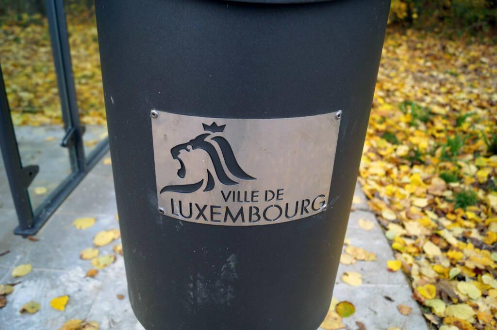 Ville de Luxembourg (12.11.2014)
