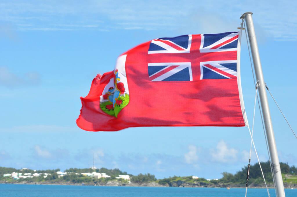 Bermudas, Fahne, Flagge, http://www.shutterstock.com/de/pic-155274026/stock-photo-bermuda-flag.html, © (www.shutterstock.com) (12.11.2014)