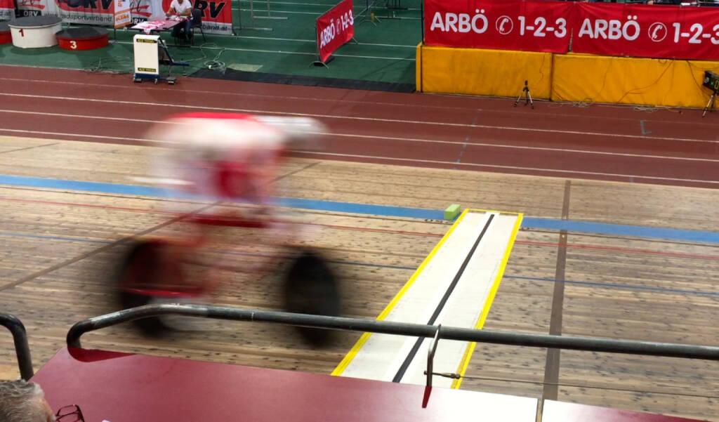 Ziel Sprint Sieg rot-weiss-rot (15.11.2014)