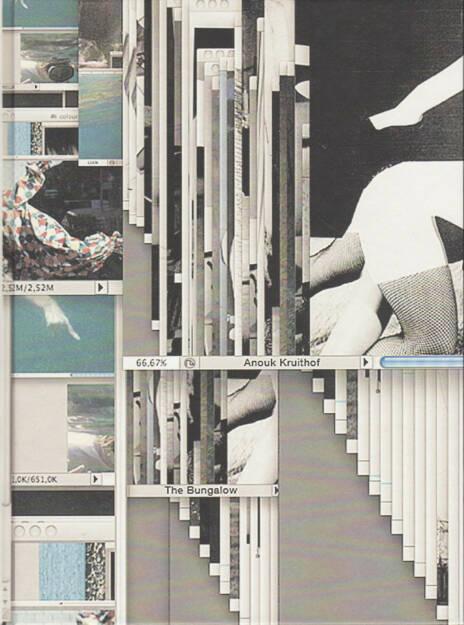Anouk Kruithof - The Bungalow, Onomatopee 2014, Cover - http://josefchladek.com/book/anouk_kruithof_-_the_bungalow, © (c) josefchladek.com (17.11.2014)