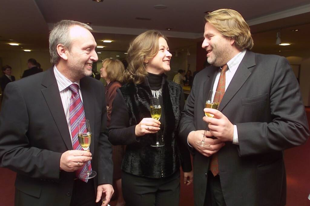 Rudolf Fischer, Birgit Drapela-Fischer, Wolfgang Zekert, (17.11.2014)