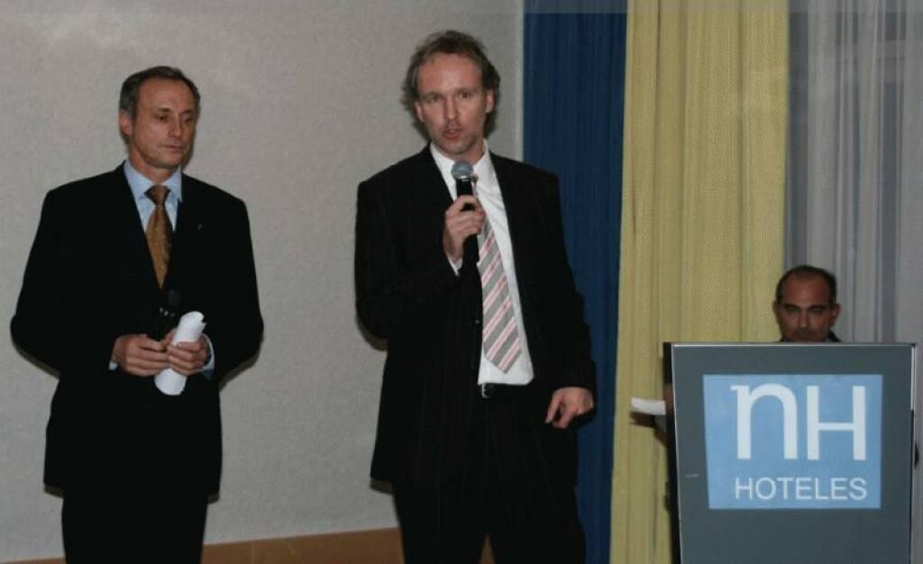 Moderierten: Toni Schutti, Christian Drastil, Manfred Kainz (17.11.2014)